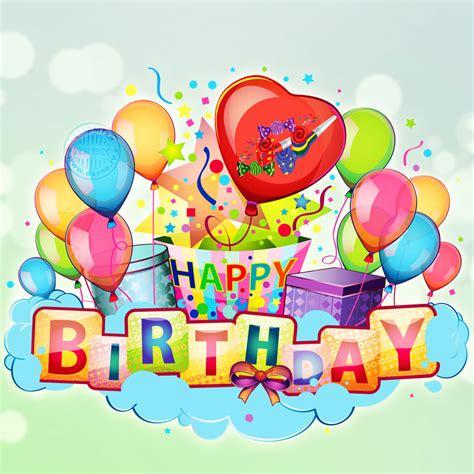 emoji ulang tahun happy birthday красочное поздравление открытка 9726
