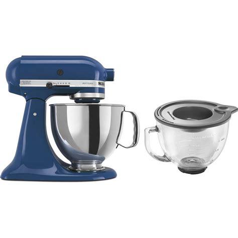 home kitchen aid kitchenaid artisan 5 qt willow blue stand mixer