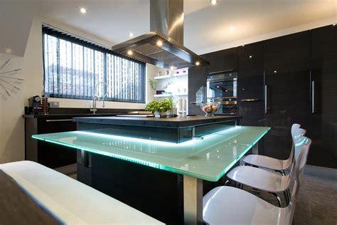 id馥 am駭agement cuisine ouverte idee cuisine moderne decoration table theme cuisine