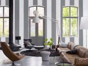 Beau Photo Peinture Salon 2 Couleurs #2: peinture-salon-moderne-couleur-gris-astrakan-et-blanc-dulux-valentine.jpg