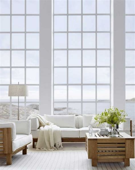 floor to ceiling window large windows and how to decorate around them
