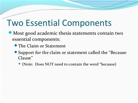 thesis statement for a speech writing introductions for how to create a thesis statement