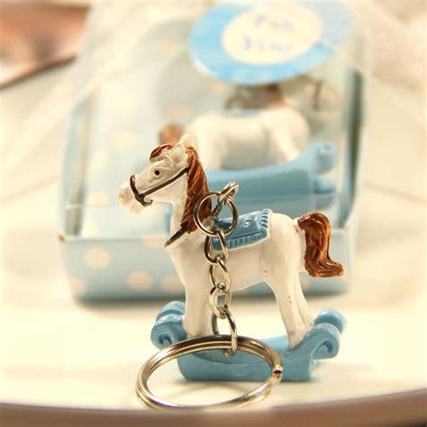 100 pcs baby girl boy blue trojans key chain key ring