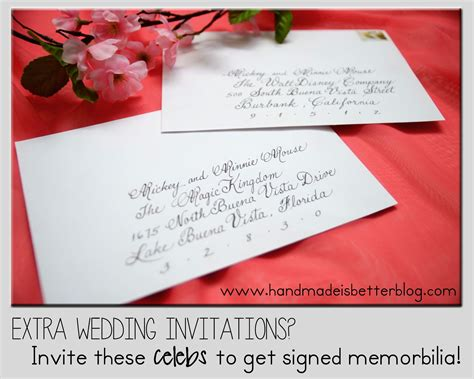 a list of to invite to your wedding most will send you back a congratulatory letter