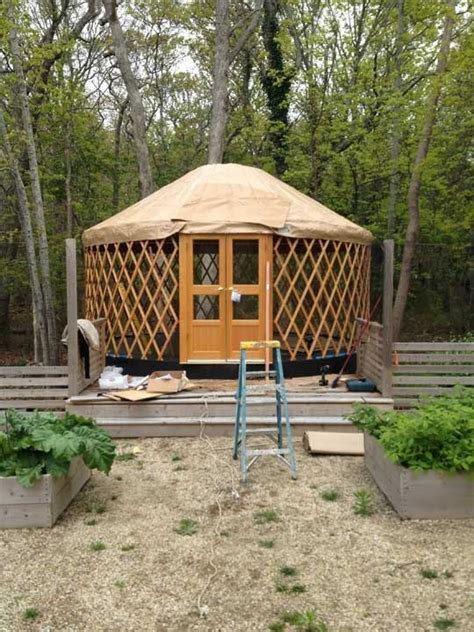 yurt house 7 best sources for yurt kits apartment therapy