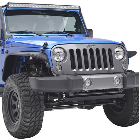 jeep fenders fender buying guide for jeep wrangler jk 4x4review