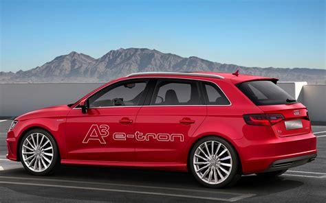 Audi A3 Hybrid by Audi A3 E In Hybrid Driver Side Up Photo 1
