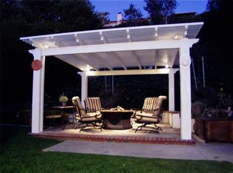 Awning Lighting Ideas by Patio Cover Lighting Outdoor Entertaining