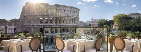 the best restaurants in rome best rooftop restaurants in rome