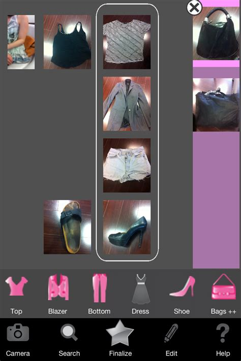 Closet App by Fashion Closet App For Iphone Ipod And