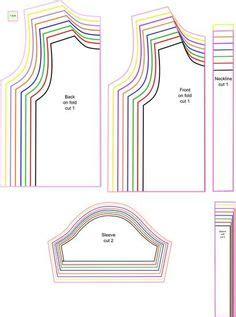t shirt bodice pattern free basic bodice pattern free sewing patterns