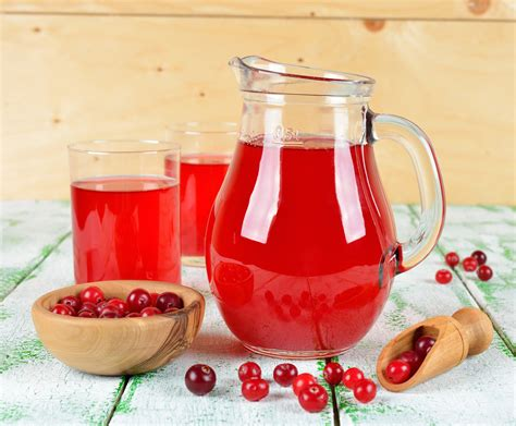 Cranberry Juice Detox Drink Recipe by Healthy Cranberry Juice Drink Recipes Daily Magazine