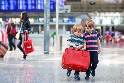 emirates unaccompanied minor unaccompanied minors tips to help kids fly solo safely