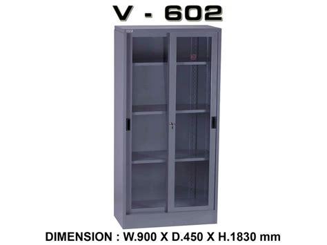 Lemari Vip 602 Lemari Arsip Vip V 602 Furniture Kantor Jual