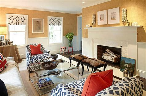 20 living rooms with the textural beauty of grasscloth 20 living rooms with the textural beauty of grasscloth