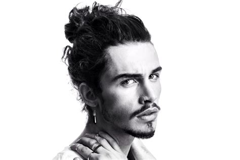 growing a man bun hairstyles and haircuts newest hairstyle trends salon
