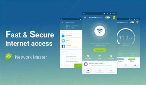 file master apk network master speed test for pc