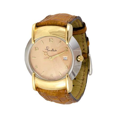 pomellato orologi orologio tondo quadrante rosa pomellato luxuryzone