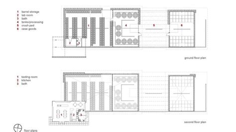 winery floor plans 17 best images about winery and cidery buildings on
