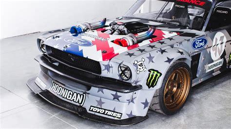 De Hoonicorn Mustang V2 Ken Block Heeft Heeft 1 400 Pk