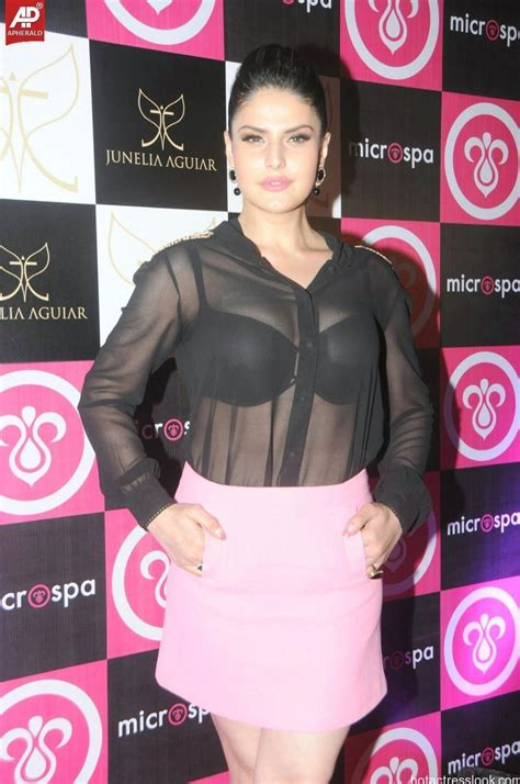 Zareen Maxy zarine khan and photos