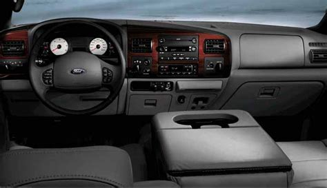 2007 Ford F250 Interior 2007 ford f 250 duty pictures cargurus