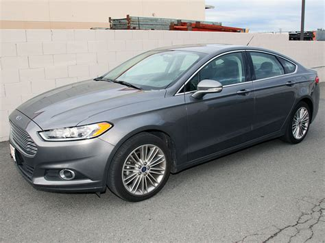 2015 Ford Fusion Turbo by Boost 2013 2015 Ford Fusion 1 6l Turbo Ecoboost Power With