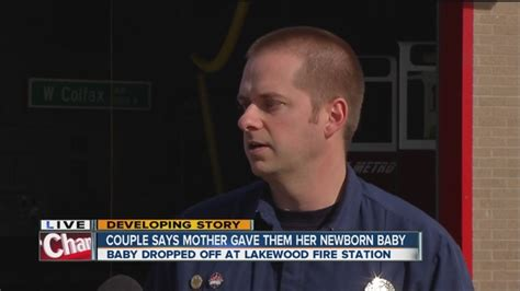 Watts Didnt Want A Child by Says Gave Them Newborn Baby In Lakewood