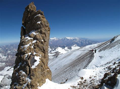 Guided Seven Summits Ascent and Expedition   Aconcagua