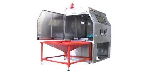 cabina sabbiatrice sabbiatrici sandblaster ceever impianti di lavaggio