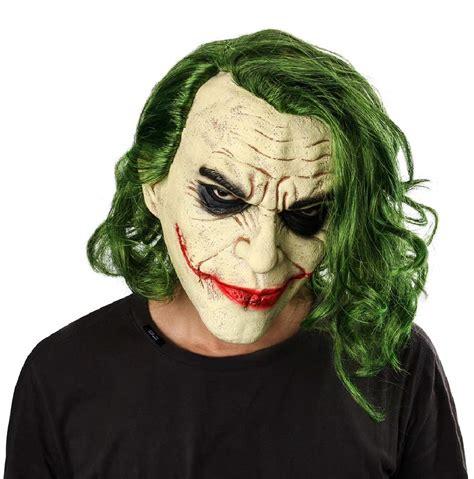 joker mask  scary masks ultimate jackets blog
