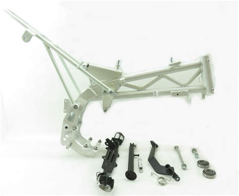 pit frame trc one crf frame kit trc 9701 frames swingarms