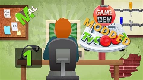 mod game dev tycoon fr game dev tycoon with mods let s play part 1 youtube