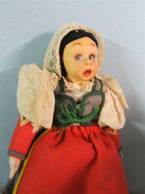 lenci mascotte doll 9 quot lenci mascotte doll from lornasdolls on ruby