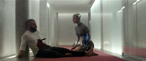 nathan ex machina is ava conscious an evaluation of the movie ex machina