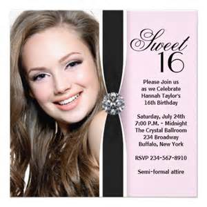 Pics Photos Sweet 16 Invitation Ideas This Is Your Index
