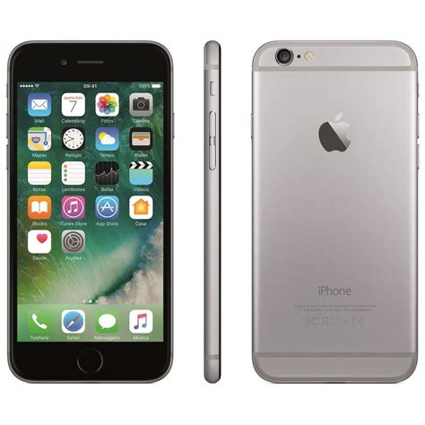 e iphone 6 iphone 6 plus apple 16gb tela 5 5 ios 8 touch id c 226 mera isight 8mp wi fi 3g 4g gps