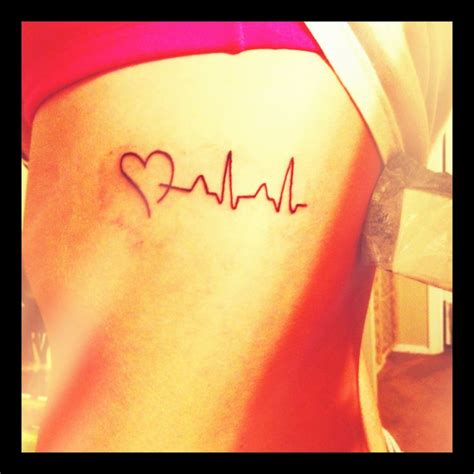 ekg tattoo meaning ekg quotes and inspiration messages