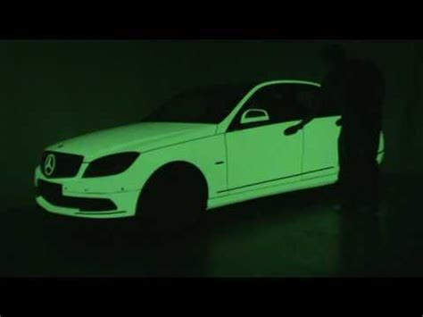 Leuchtende Folie Auto by Carwrap Glow In The