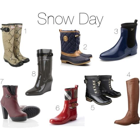 7 Cutest Boots For Un Weather Days by Fashion Meets Function 8 Weather Boots In Classics