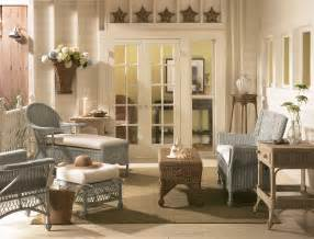 cottage style home decorating cottage wicker furniture archives cottage home 174