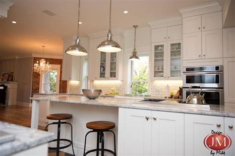 Kitchen Cabinets Denver Co by Victorian Home Kitchen Remodeled To Modern Chic Design