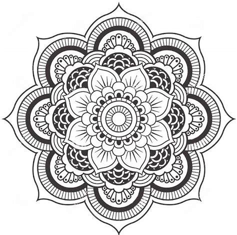 flower mandalas coloring page lotus flower mandala coloring pages only coloring pages