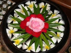 flower decoration in home floating flower decorations rangoli designs pooja room