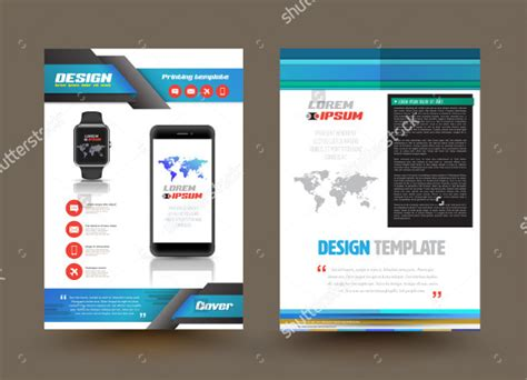 Product Brochure Templates Free by 31 Product Brochure Templates Free Premium