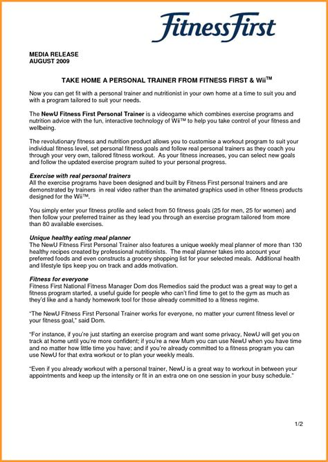 fitness instructor resume sle with professional courses letter format mail