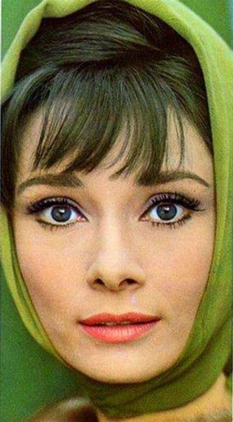hepburn eye color 1263 best images about ojos on