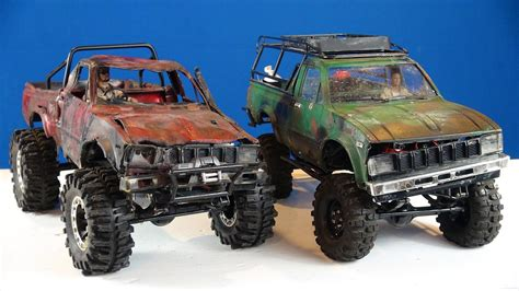 rc baja truck rc adventures quot trail finder 2 quot toyota hilux 4x4 rc