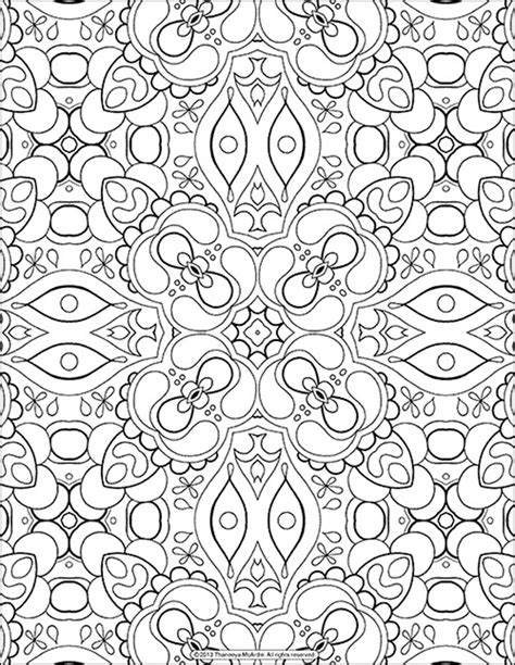 Coloring Page For Adults by Coloring Page Coloring Home