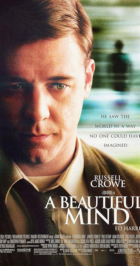 beautiful mind a beautiful mind 2001 imdb